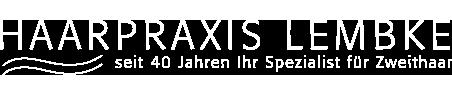 Logo von Haarstudio Lembke, Perücken für Hamburg
